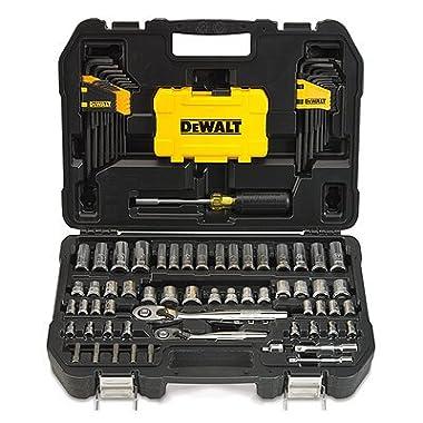 DASCO PRO DWMT73801 Mechanic Tool Set (108 Piece)
