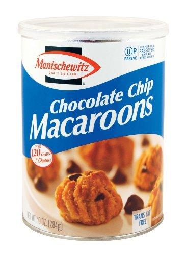 Manischewitz Macaroon Chocolate Chip Cookie, 10 oz ()