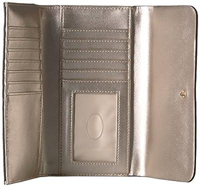 GUESS Jacqui Slim Clutch Wallet