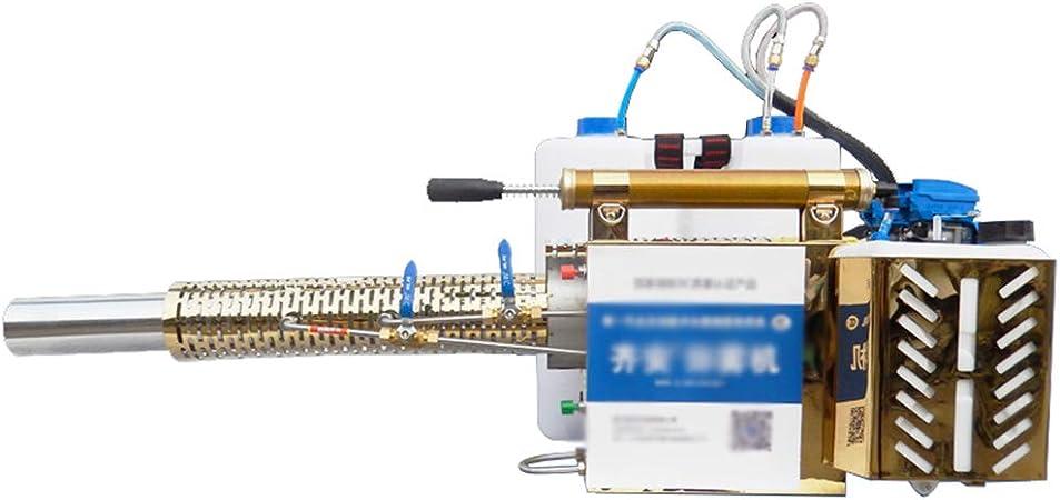 XLOO Pulverizador de Granja y jardín/nebulizador térmico, Spray de 360 °, nanopartículas, para Matar malezas en céspedes y Jardines: Amazon.es: Hogar