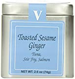 Victoria Taylor's Toasted Sesame Ginger Seasoning 2.6 Oz (Pack of 2)