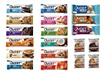 QUEST ULTIMATE VARIETY PACK Protein Bars Protein Cookies Hero Quest Bars 1 of each Flavor