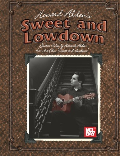 Mel Bay Sweet and Lowdown - Django Reinhardt Sheet Music