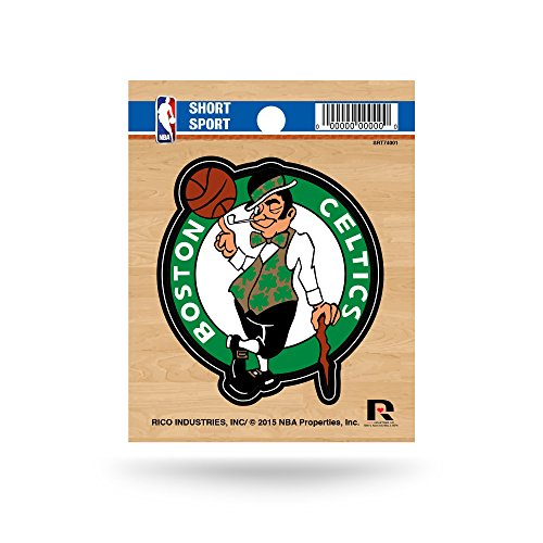 Mlb Precision Cut Magnet - NBA Boston Celtics Short Sport Decal