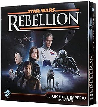 Fantasy Flight Games- Star Wars Rebellion: El Auge del Imperio ...