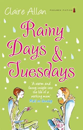 book cover of Rainy Days and Tuesdays