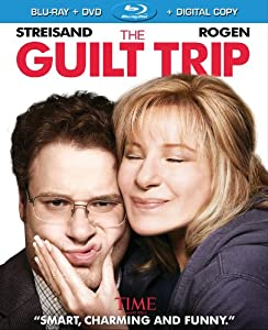 Cover Image for 'Guilt Trip, The (Two-Disc Blu-ray/DVD Combo + Digital Copy)'
