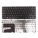 Replacement Keyboard for Hp Pavilion 240 G2 245 G3 14-g000 14-r000 14-n000 14-w000 14-d000 Series Black Frame Keyboard Spanish - Teclado en Español 240 G2