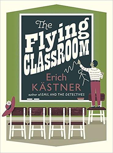 The Flying Classroom Erich Kastner