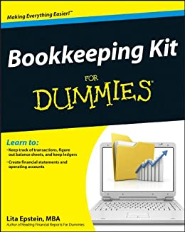 Bookkeeping For Dummies Ebook
