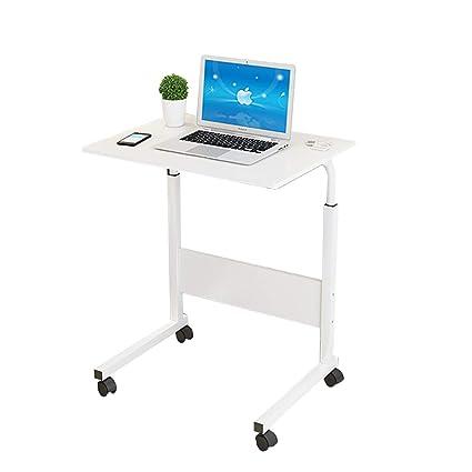 2018 Notebook Computer Desk Bed Learning With Household Lifting Folding Mobile Bedside Table Home Writing Desktop Computer Desk Furniture Office Furniture