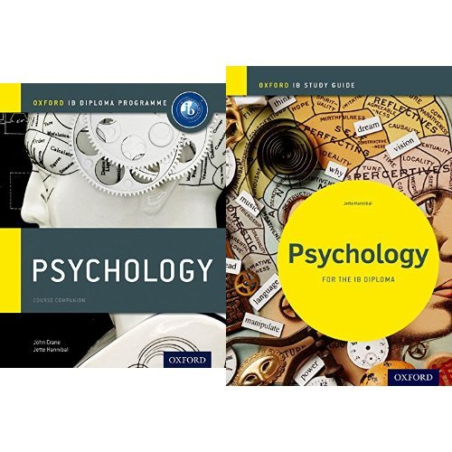 Bundle: IB Psychology Course Book + Study Guide