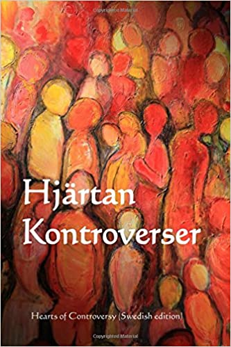 Book Hjartan Kontroverser: Heart of Controversy (Swedish edition)