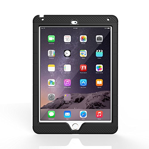 Amazon.com: IPad Air 2 Case - MoKo [Kickstand] Durable Hybrid ...