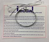 """The Starfish Story """"it made a difference to that one"""" inspirational handstamped cuff bracelet on a non tarnish aluminum cuff"""