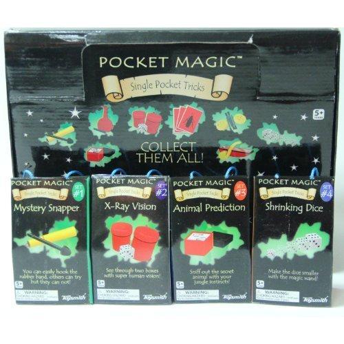 (Toysmith Single Pocket Trick Kit, 1 Piece - May Vary)
