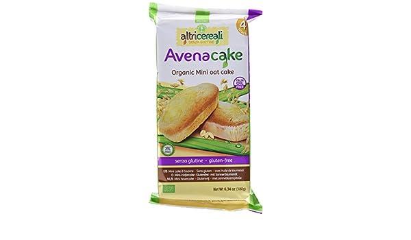 Probios AltriCereali Avena Cake Pastel de Avena - Paquete de ...