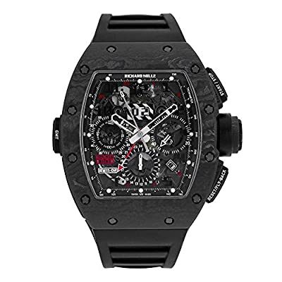 Richard Mille RM 011 Automatic-self-Wind Male Watch RM011-02 (Certified Pre-Owned) by Richard Mille