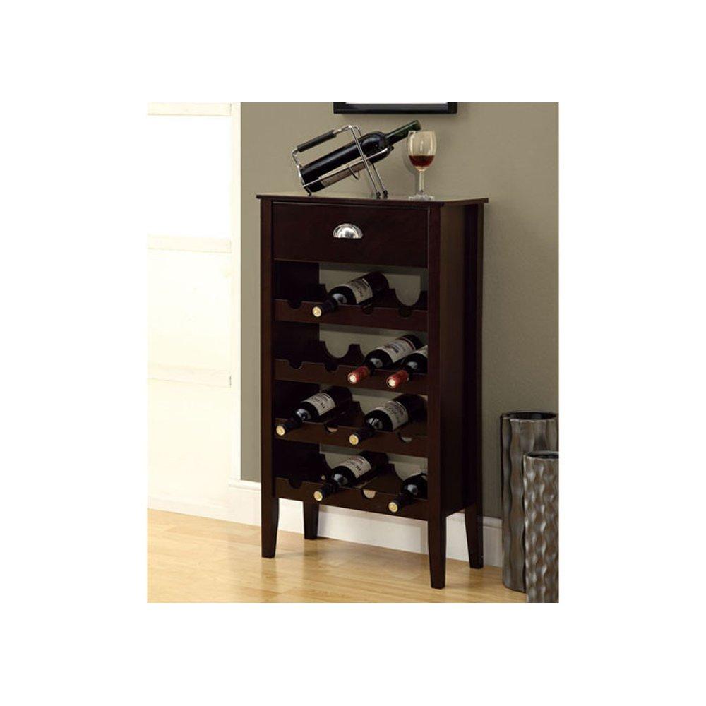 Monarch specialties estante de vino para 16 b envio gratis tiendabuyyu - Estantes para vinos ...