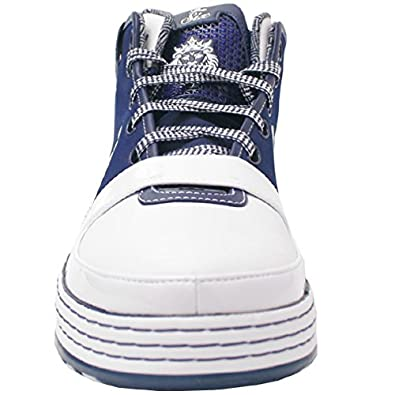 more photos a2006 aad5f Amazon.com   Nike Lebron VI 6 Yankees Blue White 346526-111 Size 10.5    Basketball