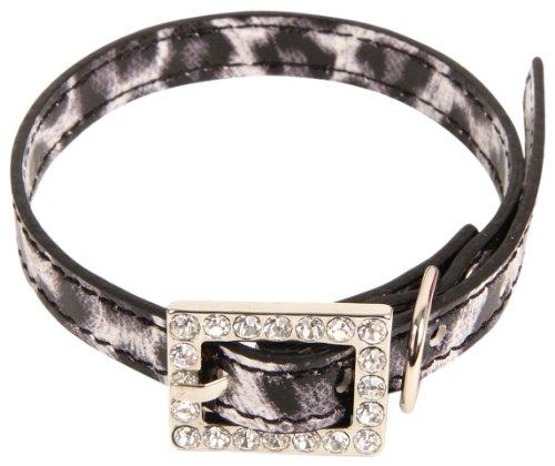 Puppia Maya Collar, Black, Medium