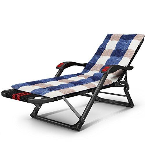 Amazon.com: L&J - Silla reclinable ajustable, portátil para ...
