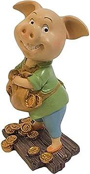 Ertyuk-Decor Figurine Résine Animaux Sculptures de Jardin ...