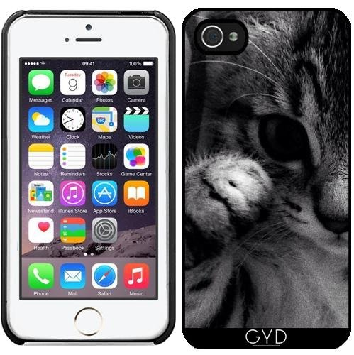 Coque pour Iphone 5/5S - Petits Ja Chat by Youlia and Tayfun