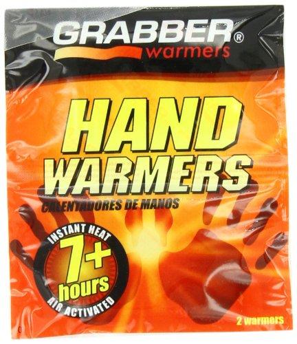 Grabber Подогреватели Grabber 7+ часовая стрелка с подогревом, 40-Count
