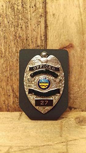 amazon com   u0026quot swine gear u0026quot  kydex belt badge holder
