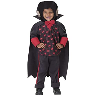 Toddler Dracula Costume - Count Cutie  sc 1 st  Amazon.com & Amazon.com: Toddler Dracula Costume - Count Cutie: Clothing