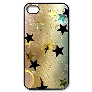 Hard Shell Case Of Star Customized Bumper Plastic case For Iphone 4/4s