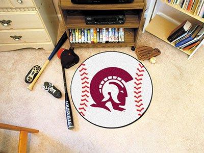 Fanmats University of Arkansas-Little Rock Baseball Mat/27 Diameter