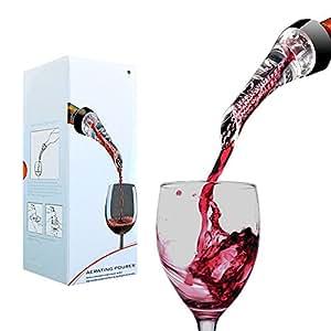Cuisine Prefere Wine Aerator Pourer - Premium Aerating Pourer and Decanter Spout