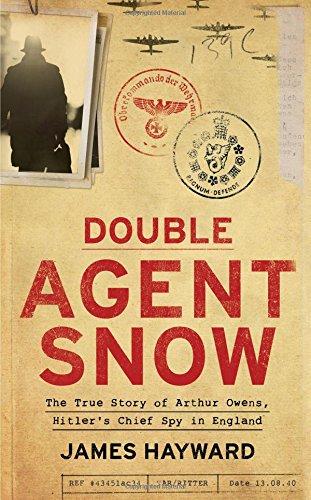 Download Double Agent Snow pdf