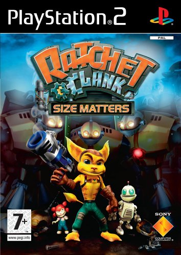 Sony Ratchet & Clank: Size Matters (PS2): Amazon co uk: PC