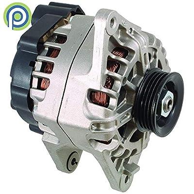 New Alternator For All 1.6L 2.0L 03-09 Hyundai Accent, 04-07 Tiburon, 06-09 Tuscon, 06-09 Kia Rio, 04-06 Spectra, 05-10 Sportage 37300-22650 A0002655023: Automotive