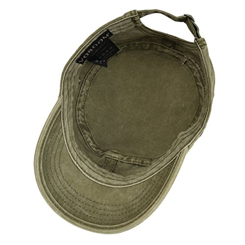 VOBOOM Washed Cotton Military Caps Cadet Army Caps Unique Design (Army  Green) at Amazon Men s Clothing store  157d9b04b3e7
