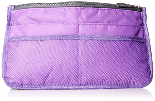 PURE STYLE Girlfriends Women's Lingerie Travel Organizer, Purple, One Size