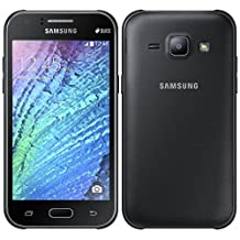 "Samsung Galaxy J1 - J120W Black, 8GB, 4.5"" LCD, Unlocked, Android 6.0 Marshmallow - For Wind, Mobilicity, Rogers, FiDO, Koodo, Bell, Telus, Koodo, Virgin"