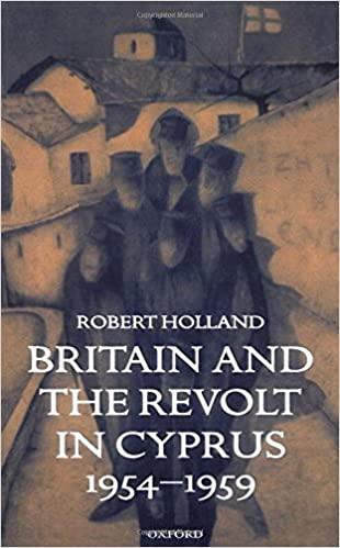 Britain and the Revolt in Cyprus