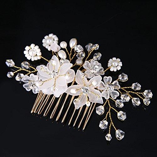 Cadeau Coiffure bijoux accessoires de robe de mariage mariée