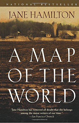 a map of the world jane hamilton - 1