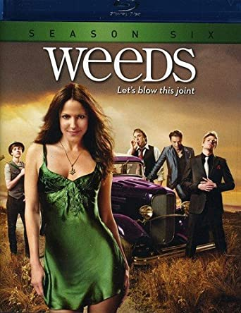 b4649e7086 Amazon.com  Weeds  Season 6  Blu-ray   Mary-Louise Parker