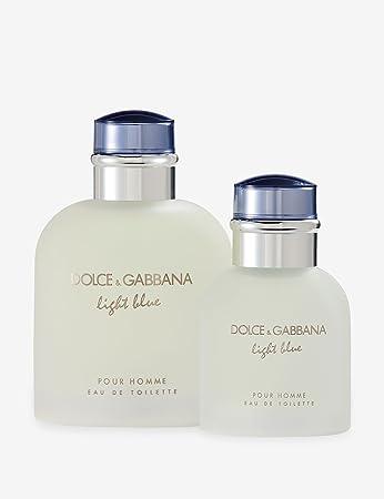 787aac03684a27 Amazon.com   Dolce   Gabbana Light Blue 2-pc. Set Pour Homme ...