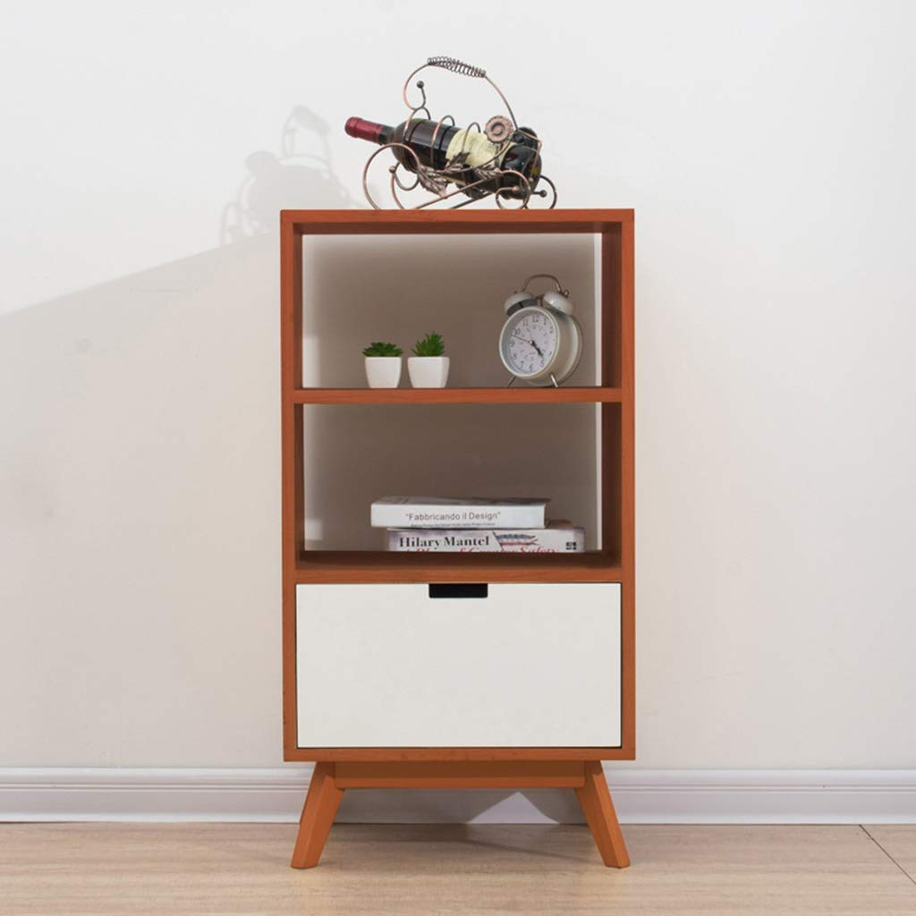 Liu Weiqin Solid Wood Drawers, Simple Locker Drawers, 483690cm for Any Scene (Color : B) by Liu Weiqin