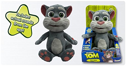 Dragon Toys Talking Tom - Repeats What You Say by Dragon Toys (Image #2)
