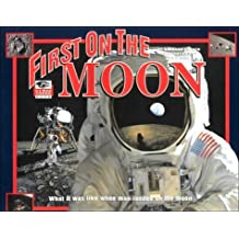 First on the Moon: Picture Book by Barbara Hehner (2000-09-01)