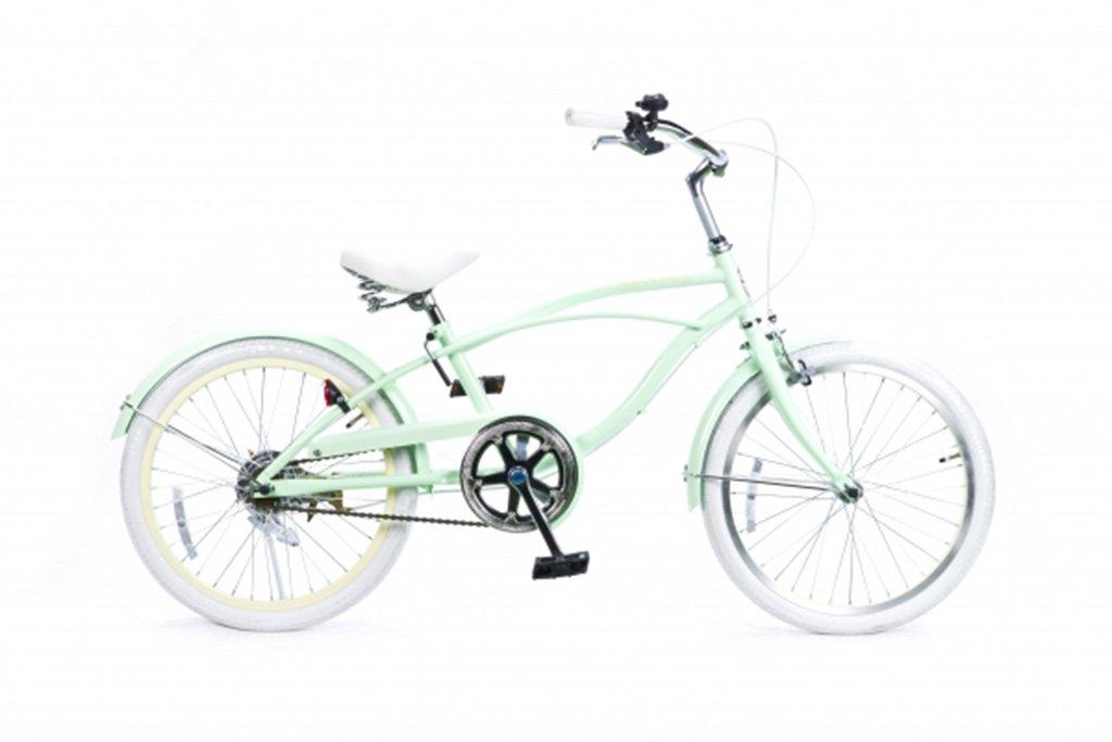 【 Feeling of decks FOD 20 inch@24840 】 フィーリングオブデッキ 20インチ自転車 サイクル B0753YHWMH MINT MINT
