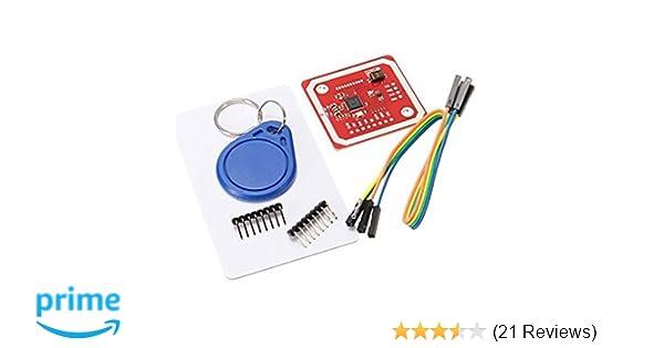 Amazon.com: HiLetgo PN532 NFC NXP RFID Module V3 Kit Near ...
